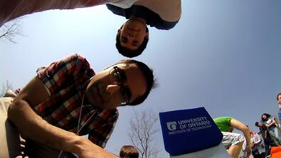 UOIT weather balloon experiment