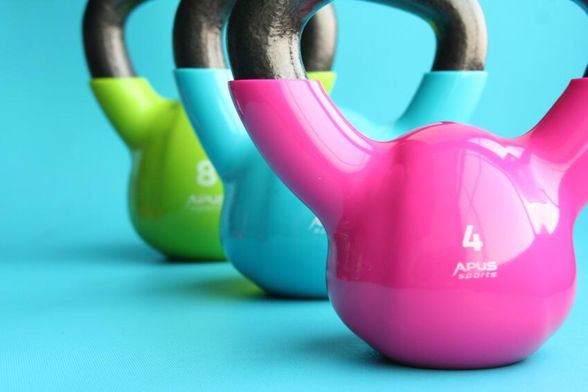 3 weights