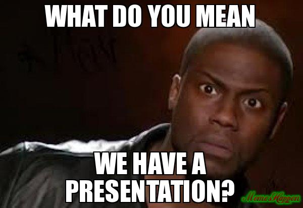 Kevin Hart presentation meme