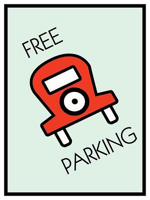 free parking monoply