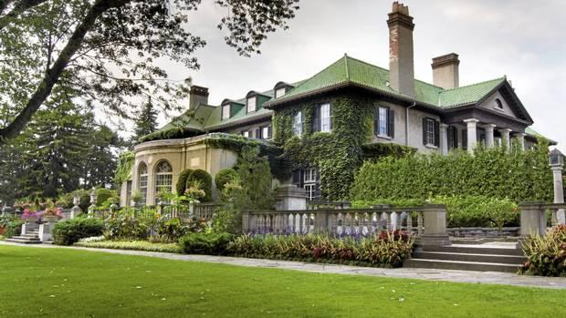 leblanc parkwood house