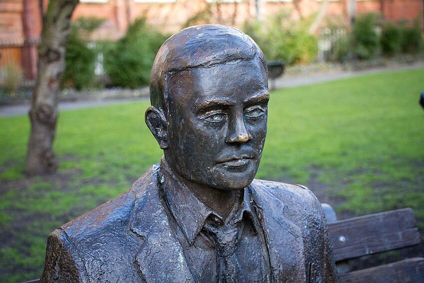 Statue of Turing